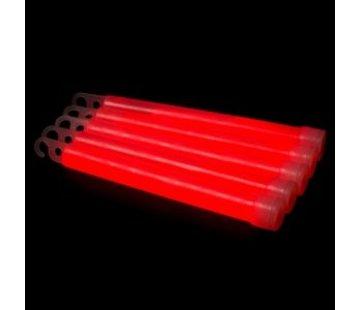 "Breaklight.be 6"" Batons Lumineux Rouges"
