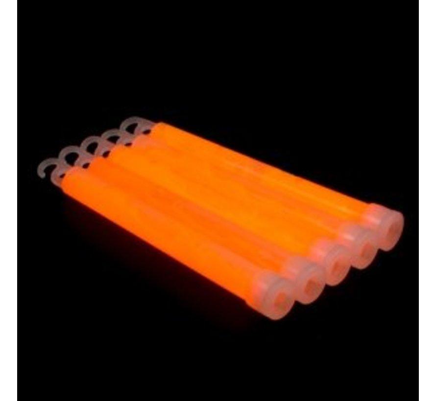 """6"""" Glow Stick Oranje"""