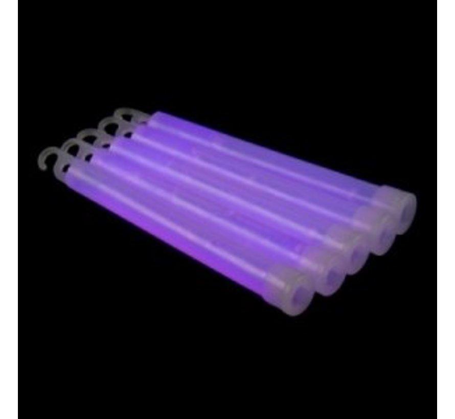 "6"" Glow Stick Purple"