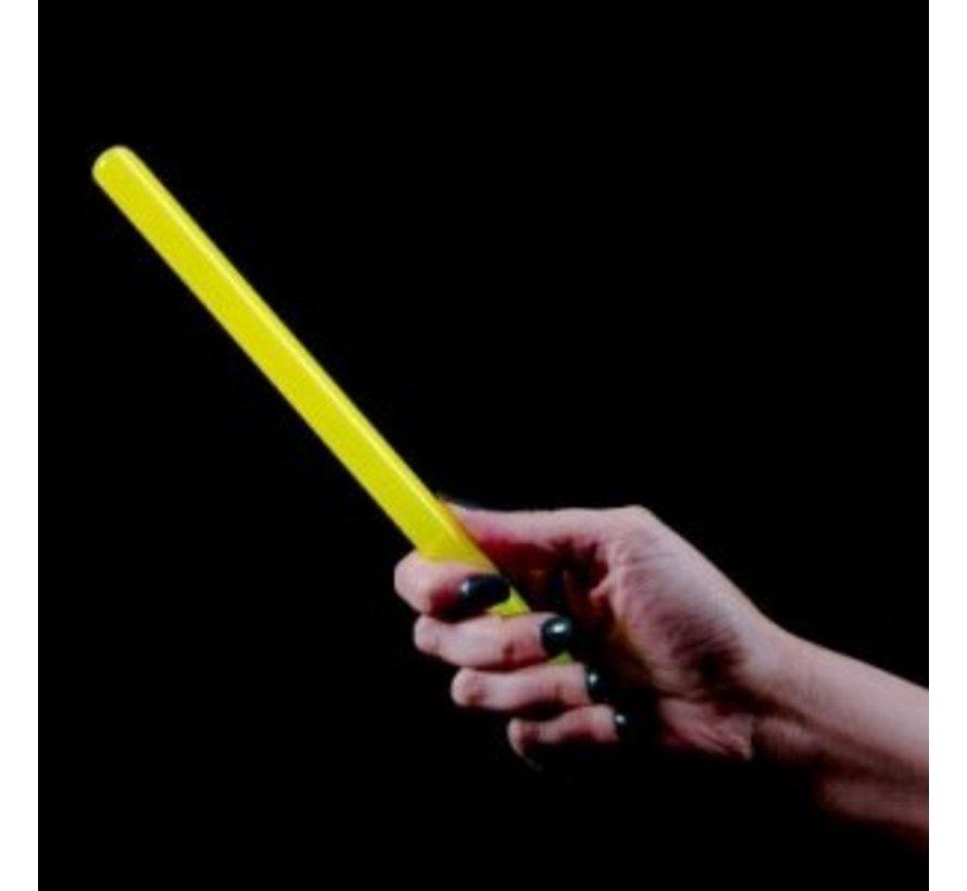 """10"""" Glow Stick Geel"""