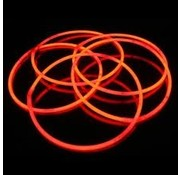 "Breaklight.be 22"" Colliers Lumineux Rouges"