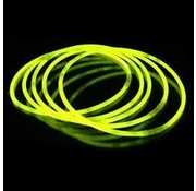 "Breaklight.be 22"" Colliers Lumineux Jaunes"