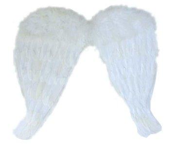 Partyline Witte Engelen vleugels