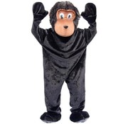 Partyline Costume Plush Monkey Big