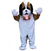 Kostuum Plush Hond Big