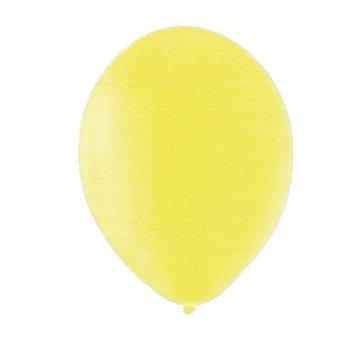 Partyline Ballon Jaune (12 Pcs)