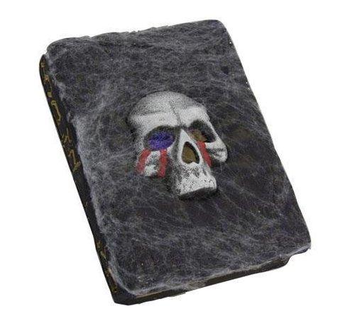 Partyline Deco Skull Book + lights
