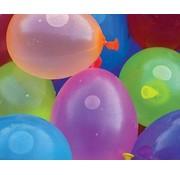 Partyline Assortiment de ballons d'eau (100 ST) | Forfait Avantage
