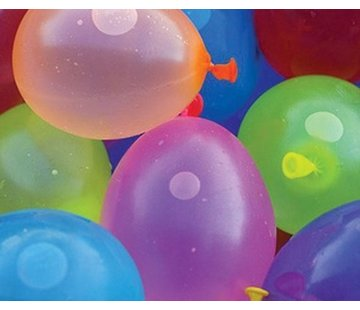 Partyline Waterballon assortiment (100 ST) | Voordeelpakket