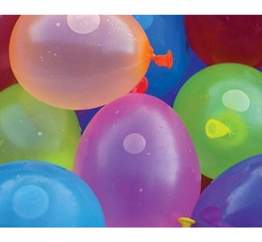 Water balloon assortment (100 ST) | Advantage package