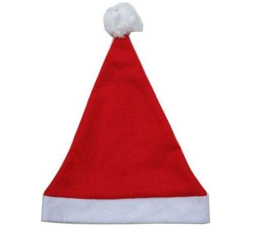 12 x Basic Bonnet Pere Noel
