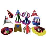 Partyline Chapeaux de fête boîte 72 pièces | Paquet de fête