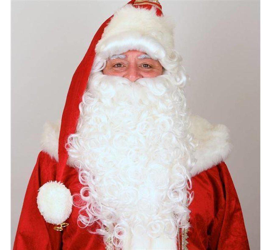 Santa Wig & Beard Luxe