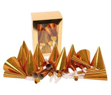 Partyline 30-part Party package (Gold) for 10 people