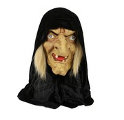Partyline Mask Witch with cap