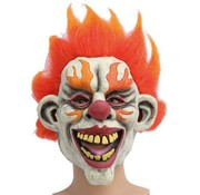 Partyline Masque Clown Flamme