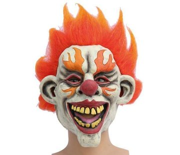 Partyline Horror Clown Mask