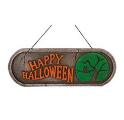 Partyline Deco Bord Happy Halloween