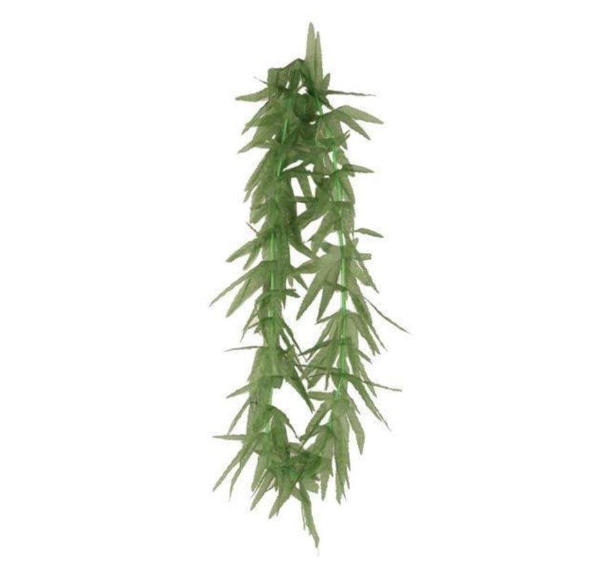 Hawai Krans Weed Leafs
