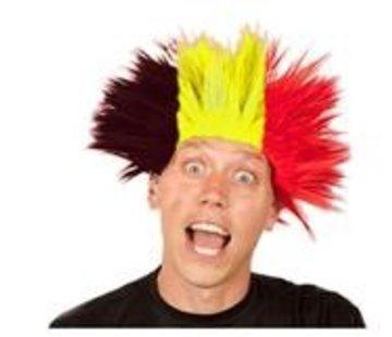 Partyline Wig Electric Shock Belgium