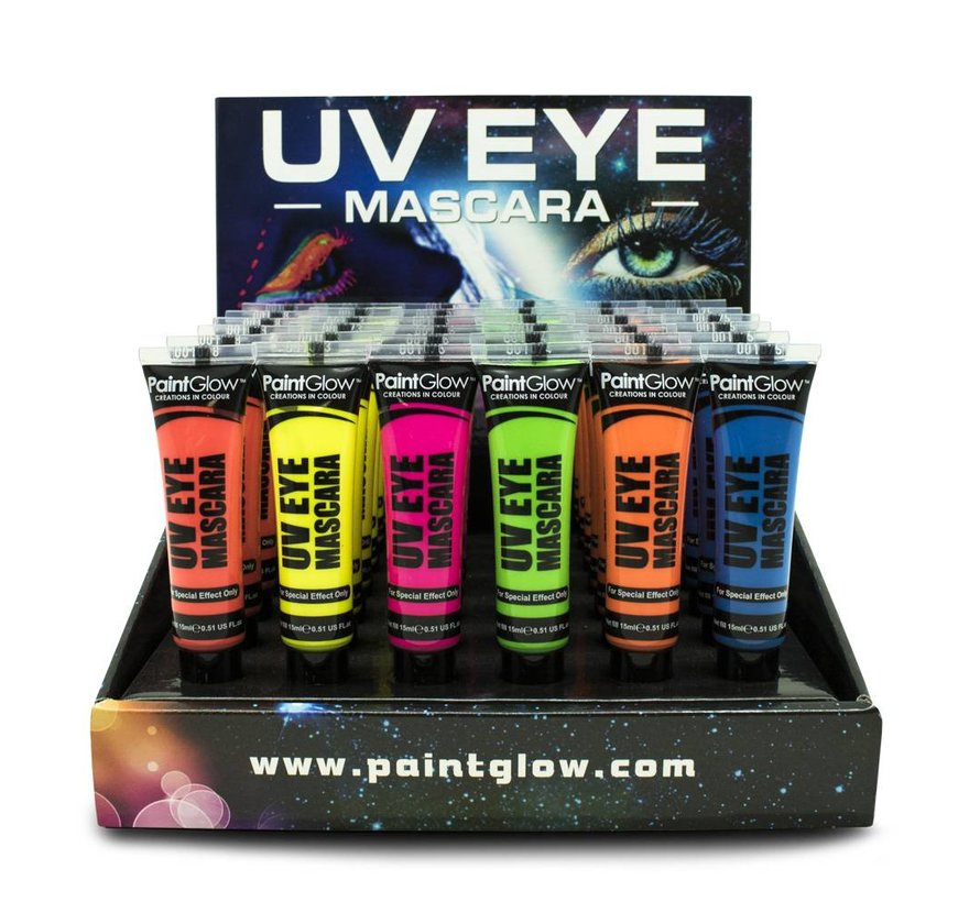UV Eye Mascara 15 ml