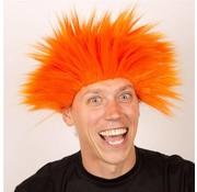 Wig Electric Shock Orange