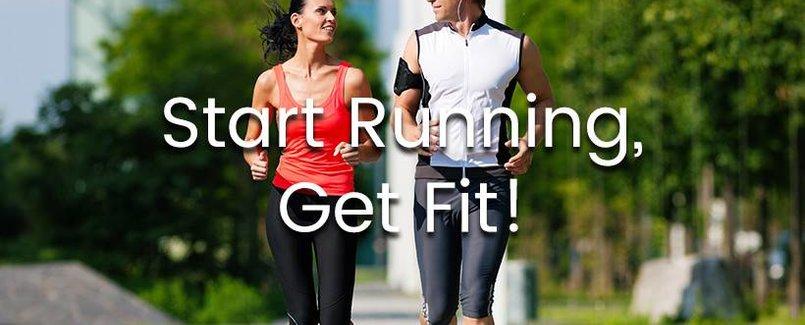 Start Running, Get Fit!