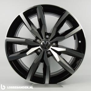 Volkswagen Originele Volkswagen Golf 5/6 GTi  Scirocco 3 / Passat CC 1K8601025M Lissabon velg