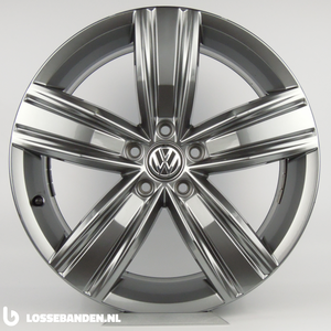 Volkswagen Original Volkswagen Tiguan 5NN601025C 5NA601025Q Victoria Falls Rim