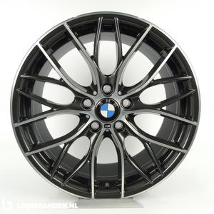 BMW Original BMW 6796221 405M Rear F20 F21 F22 F23 Rim