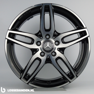 Mercedes Original Mercedes A/B/CLA-Class A1764010700 W176 W246 C117 AMG Rim