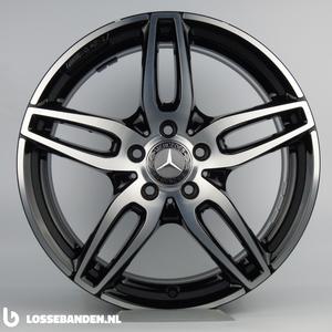 Mercedes Original Mercedes A/B/CLA-Klasse A1764010700 Felge W176 W246 C117 AMG