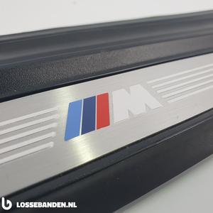 BMW 1/2/3/4er 5147-8051037-03 M-Sport Einstiegsleiste