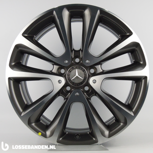 Mercedes Original Mercedes E-Klasse W213 S213 C238 A238 A2134011600 Vorne Felge