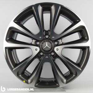 Mercedes Originele Mercedes E-Klasse W213 S213 C238 A238 A2134011600 voorvelg