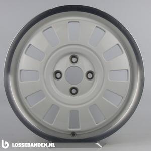 Volkswagen Original Volkswagen UP 1S0601025B Classic Rim White
