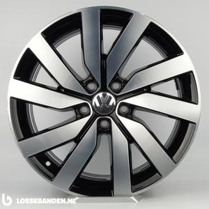 Volkswagen Original Volkswagen Sharan 7N0601025P Marseille Rim