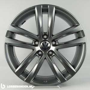 Volkswagen Originele Volkswagen Golf 5/6 GTi  Scirocco 3 / Passat CC 1K8601025Q Salvador velg