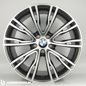 BMW Original BMW X5/X6  F15/F16 7847311 551 Rim