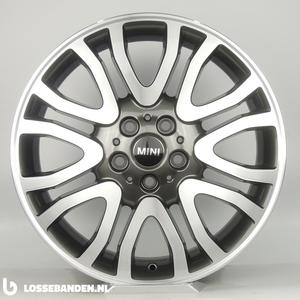 Mini Original Mini Cooper F55 F56 F57 6855113 Vanity Spoke 504 Rim