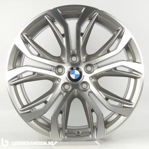 BMW Original BMW X1 F48 6856067 566 Felge