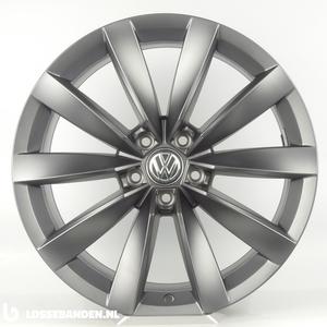 Volkswagen Original Volkswagen Arteon 3G 3GG601025D Chennai Rim Matt Grey