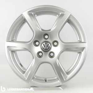 Volkswagen Original Volkswagen Polo 6R0601025C Lakeside Rim