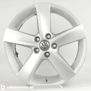 Volkswagen Original Volkswagen Polo 6R0601025Q Rivazza Rim