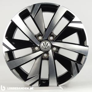 Volkswagen Original Volkswagen Polo 2SD601025B Rim