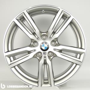 BMW Originele BMW 2-Serie  F45 F46 7848602 486M velg