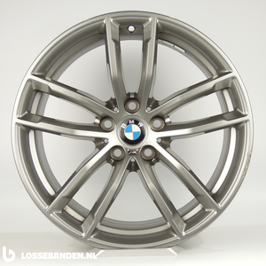 BMW BMW 5er G30/G31 8093406 662M Felge