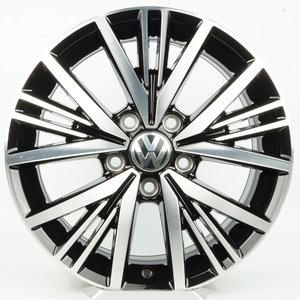 Volkswagen Original Volkswagen Beetle/Jetta 5C0601025BP Linas Rim