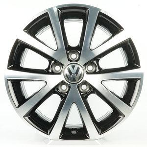Volkswagen Original Volkswagen Golf 5/Touran 1T 1K0601025CJ Rim