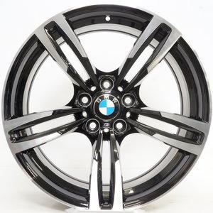 BMW Original BMW M3 M4 F80 F81 F83 2284551 437M Felge